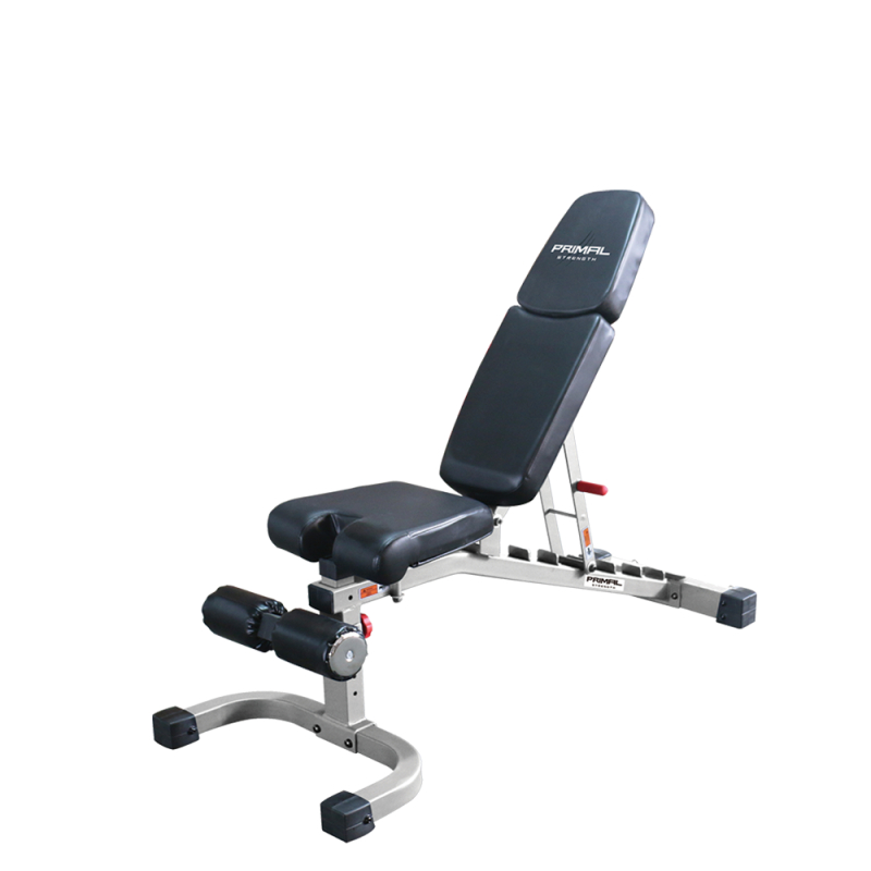 Primal Strength Rebel Elite Fitness: PRIMAL STRENGTH ALPHA PRIMARY FITNESS FID UTILITY BENCH